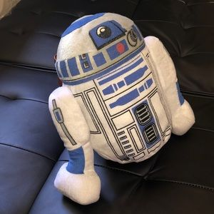R2D2 Star Wars plush Backpack 🎒